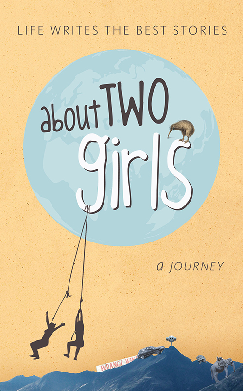 About two girls Book Cover