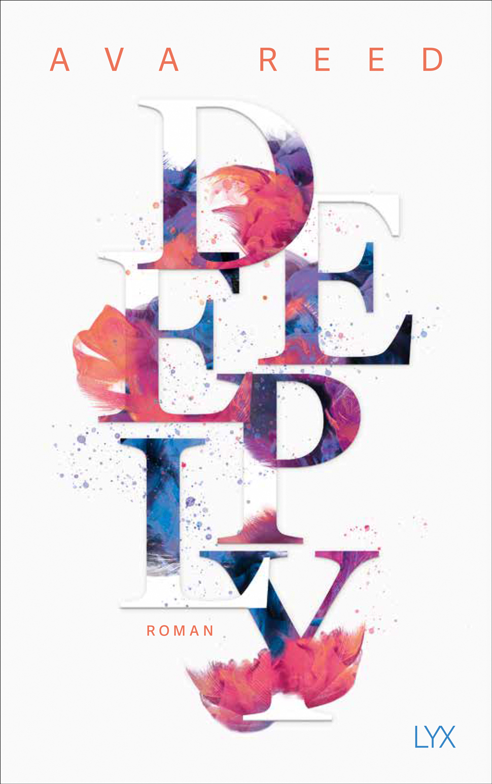 Coverdesign Ava Reed Deeply